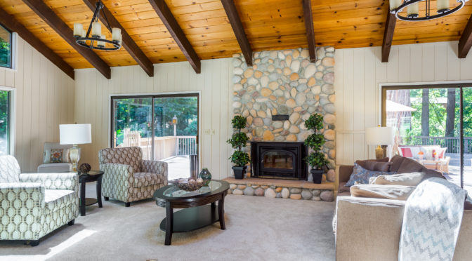 Open House this Weekend – A Stunning Estate, Nestled in the Redwoods – Come By and Say Hi!
