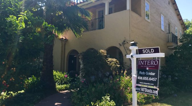 Spanish Villa in The Rose Garden – JUST SOLD!